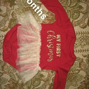 Other - My first Christmas onesie & 2 pants
